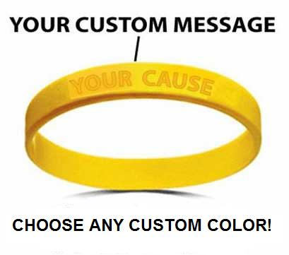 Silicone Bracelets, Silicone Wristbands, Rubber Bracelets